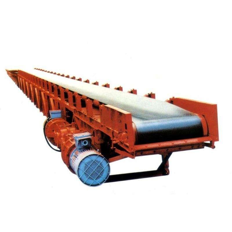 Belt conveyor - Raymond mill fittings