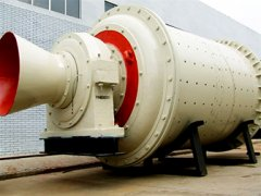 Ball mill correct operation met
