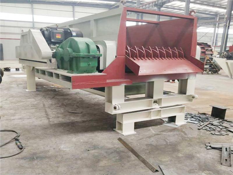 Sand and gravel separator equipment